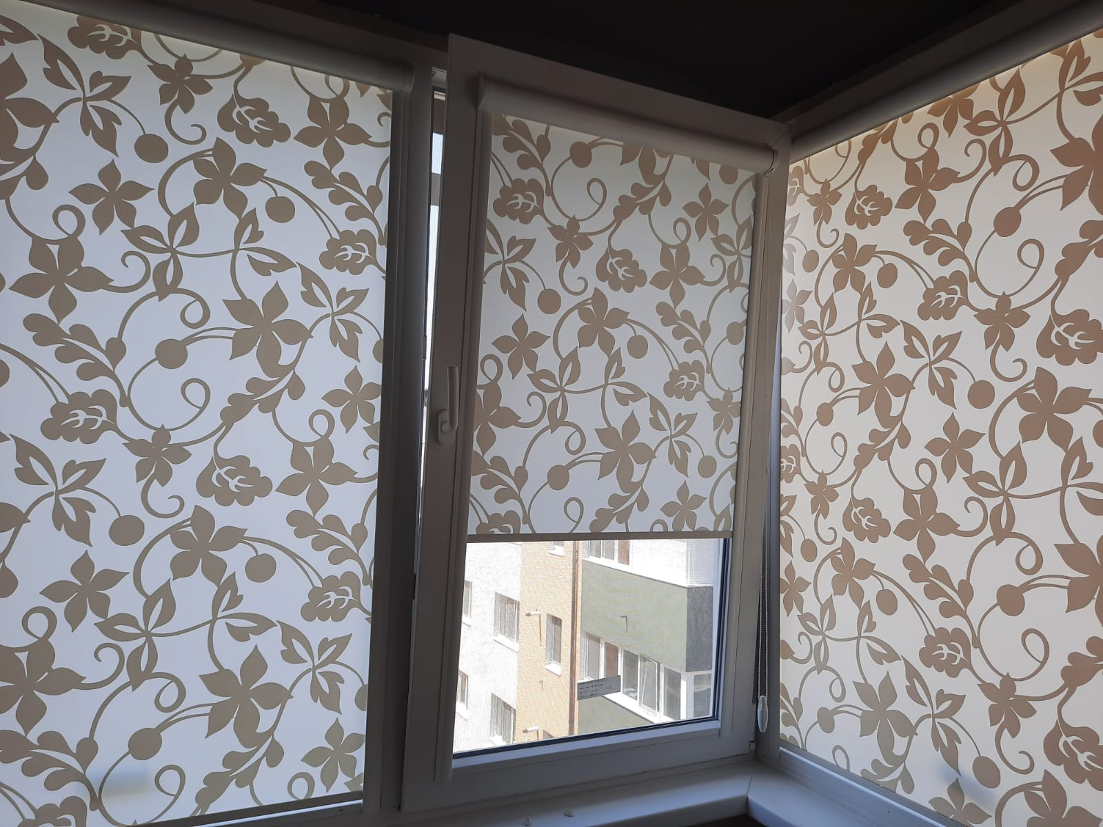 Rolete Style - montaj balcon