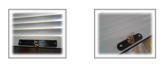 Sisteme anti-efractie rulouri exterioare