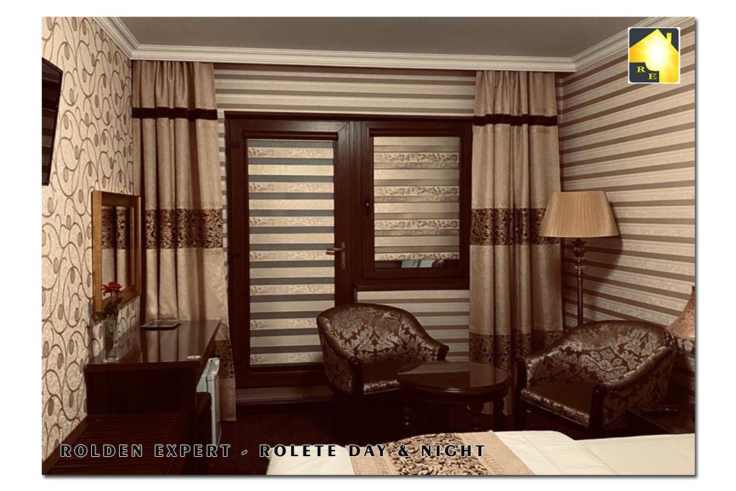 Rolete textile interioare